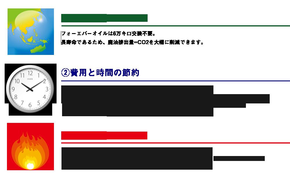 オイルの特徴